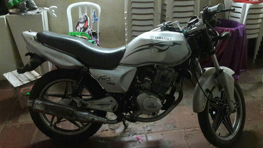 Moto Yamazuky Furia 150 cc 2009