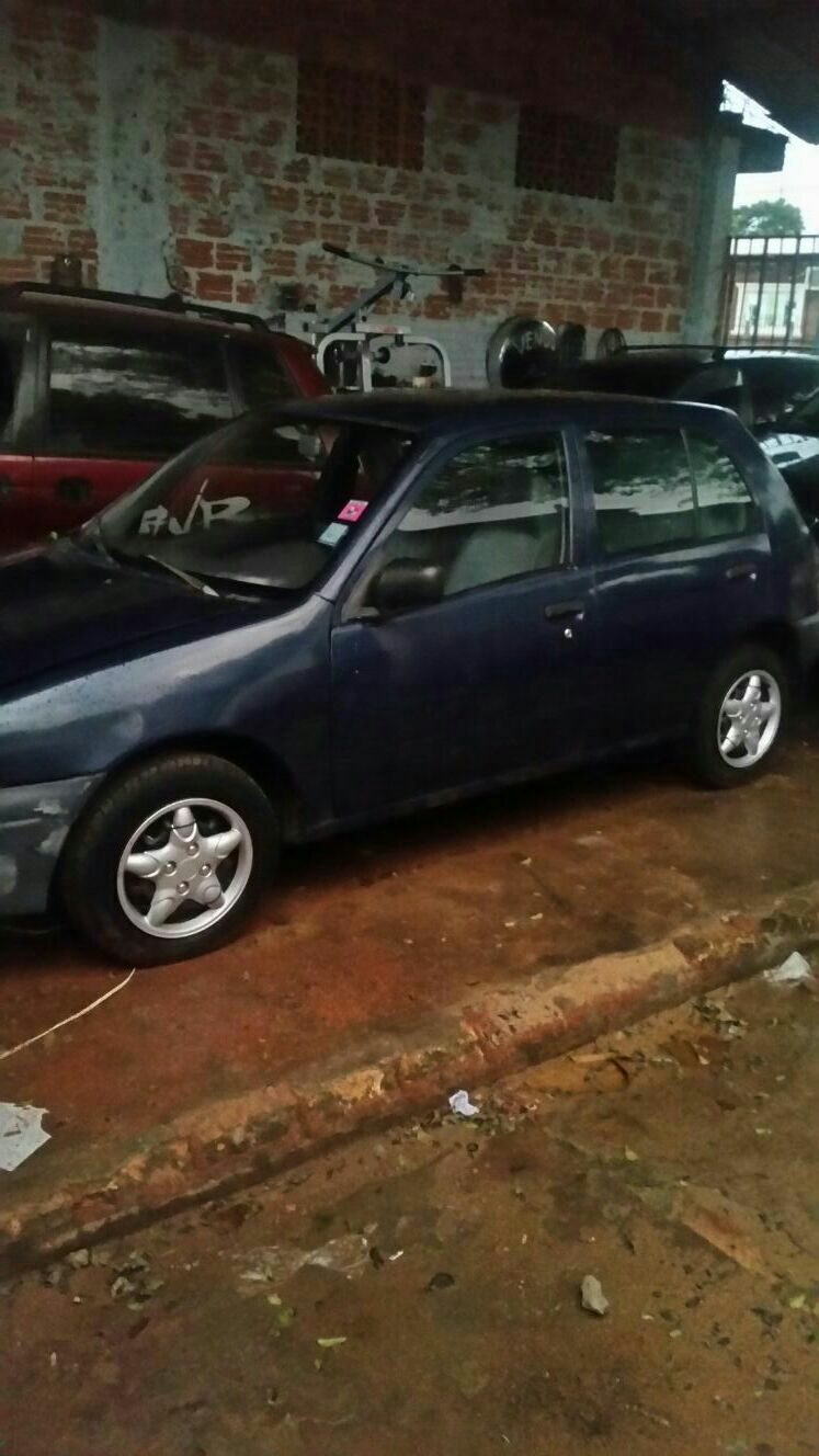 Toyota Starlet 1997 mecánico