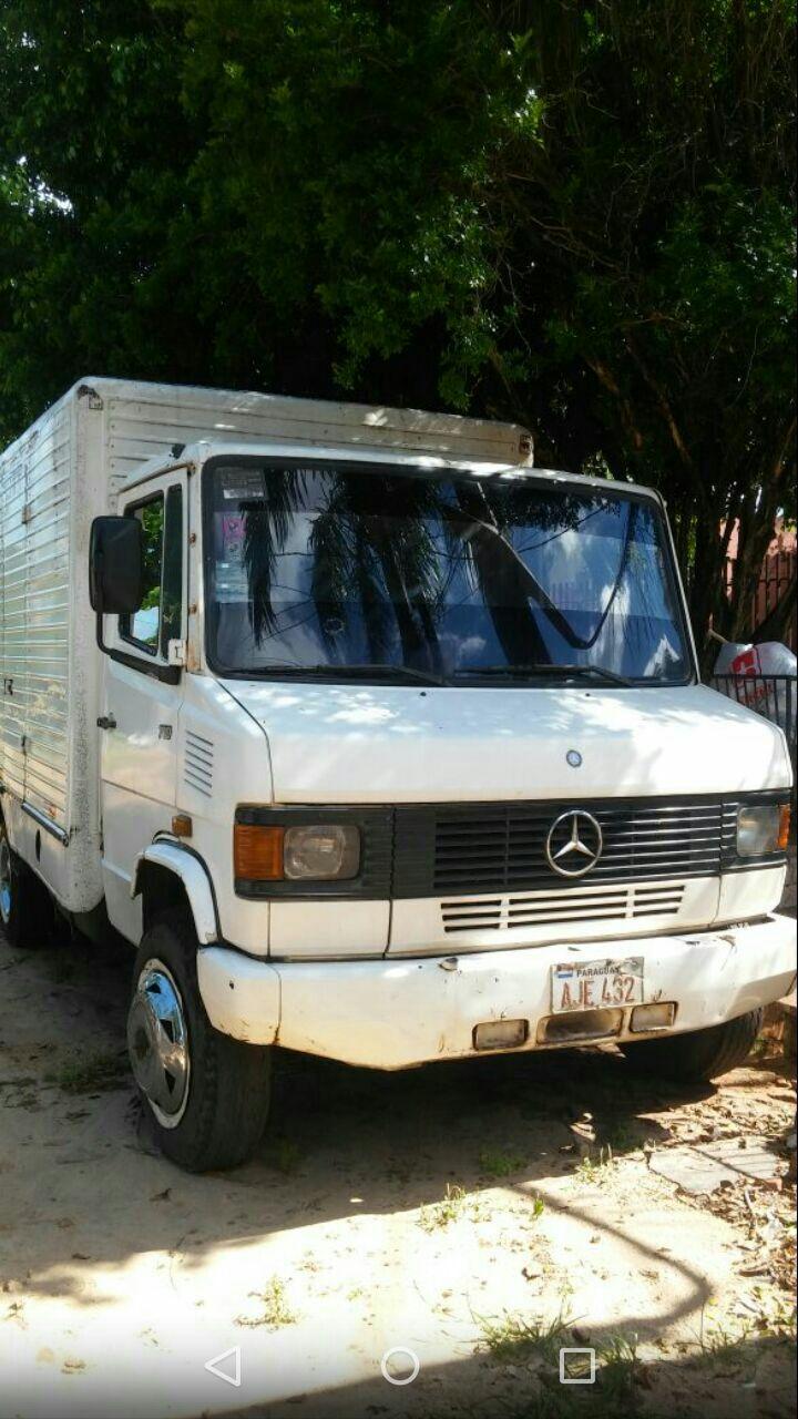 Mercedes Benz para 5.000 Kg