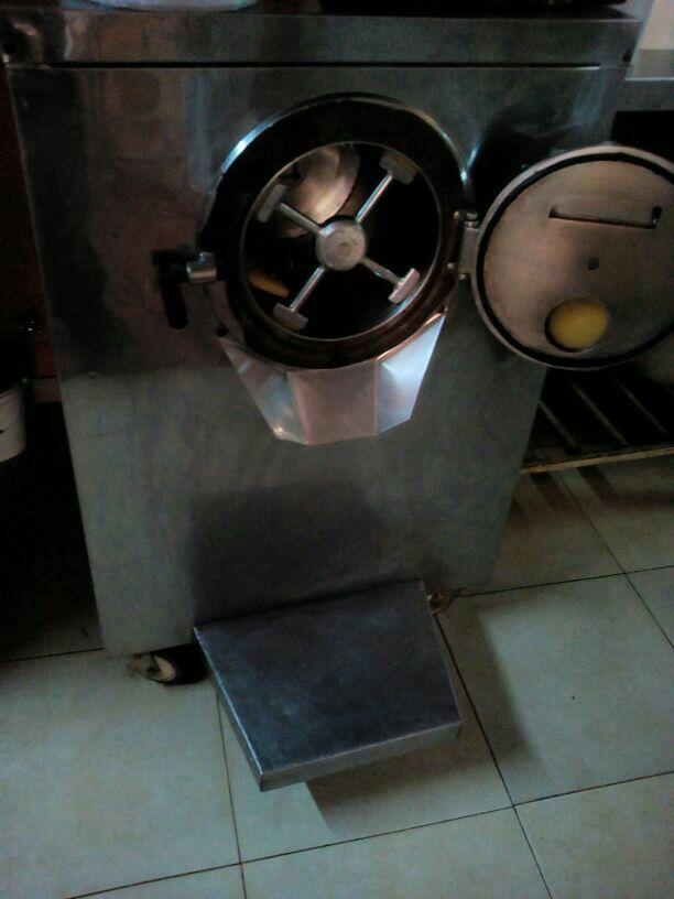 Máquina automática de helados