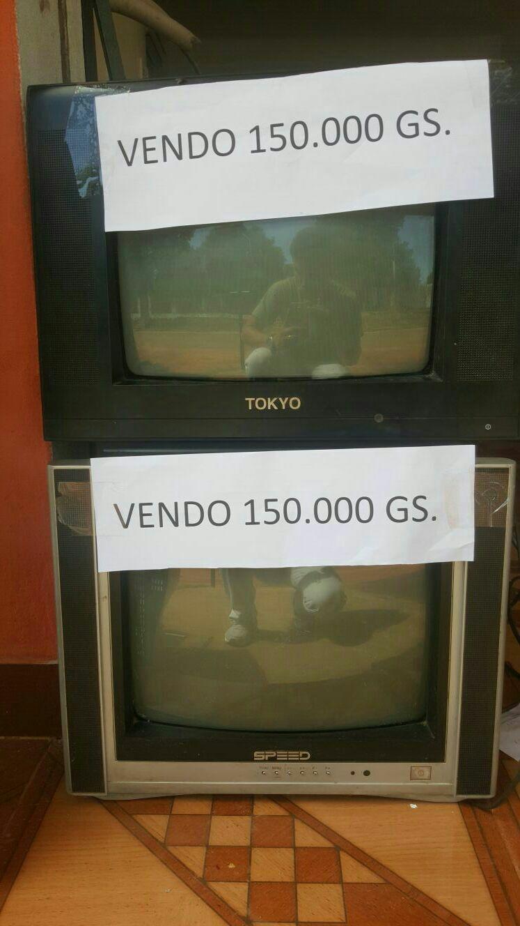 Televisores de 14 pulgadas