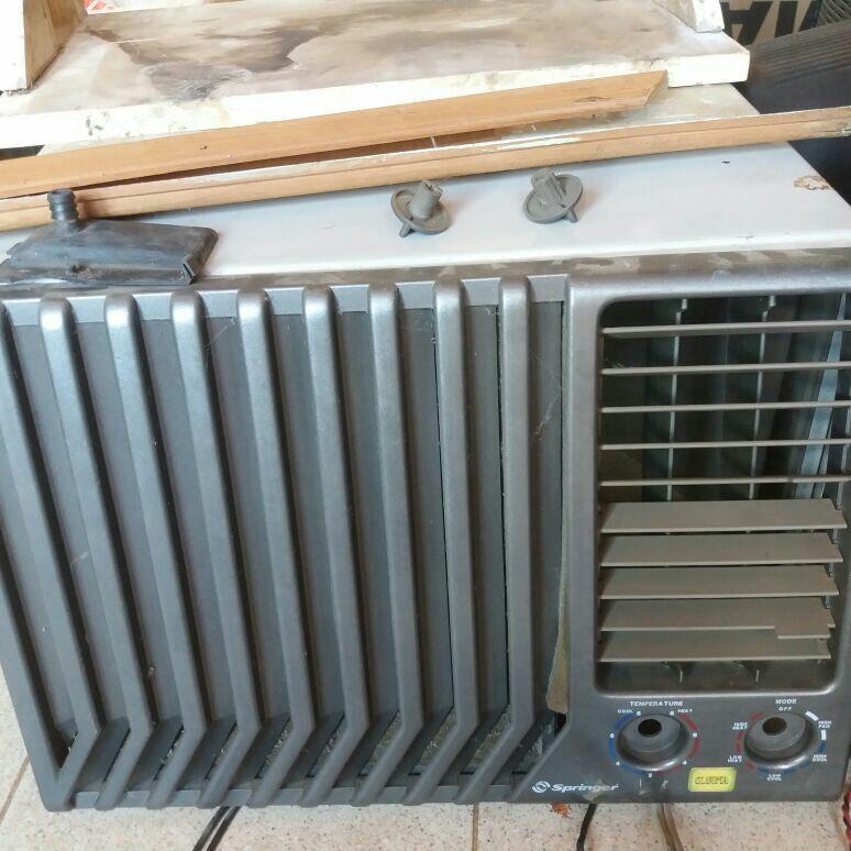 Acondicionador de aire Springer 9.000 btu