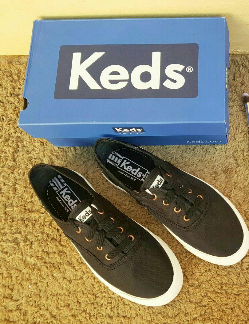 Calzado Keds negro