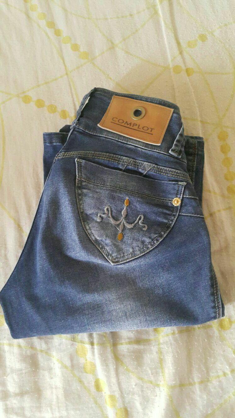 Jeans Complot