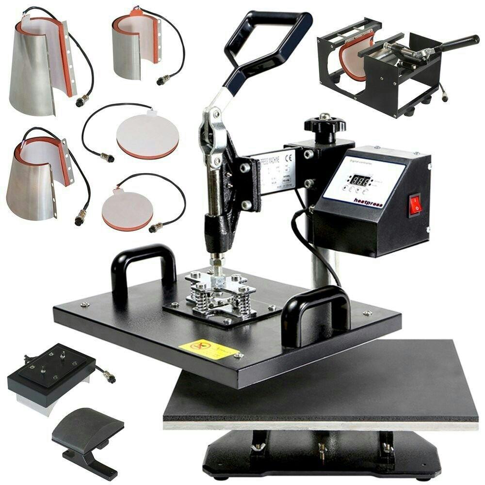 Máquina de serigrafia con técnica de sublimación de alta calidad japonesa