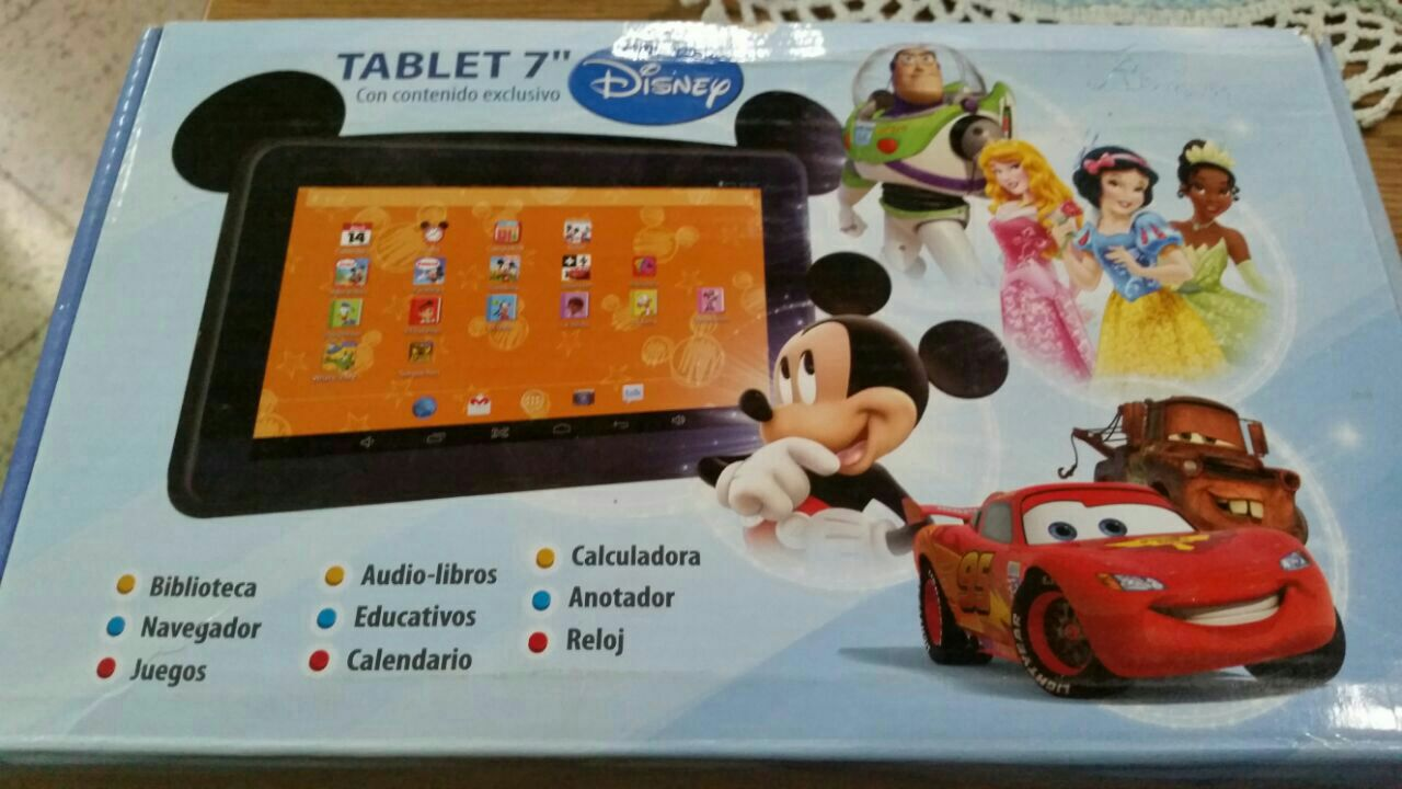 Tablet Disney