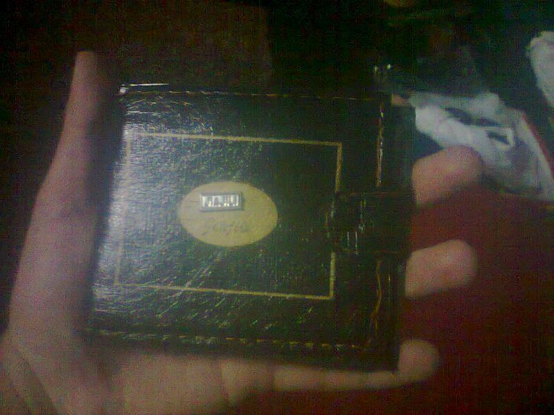 Billeteras de diversos diseños