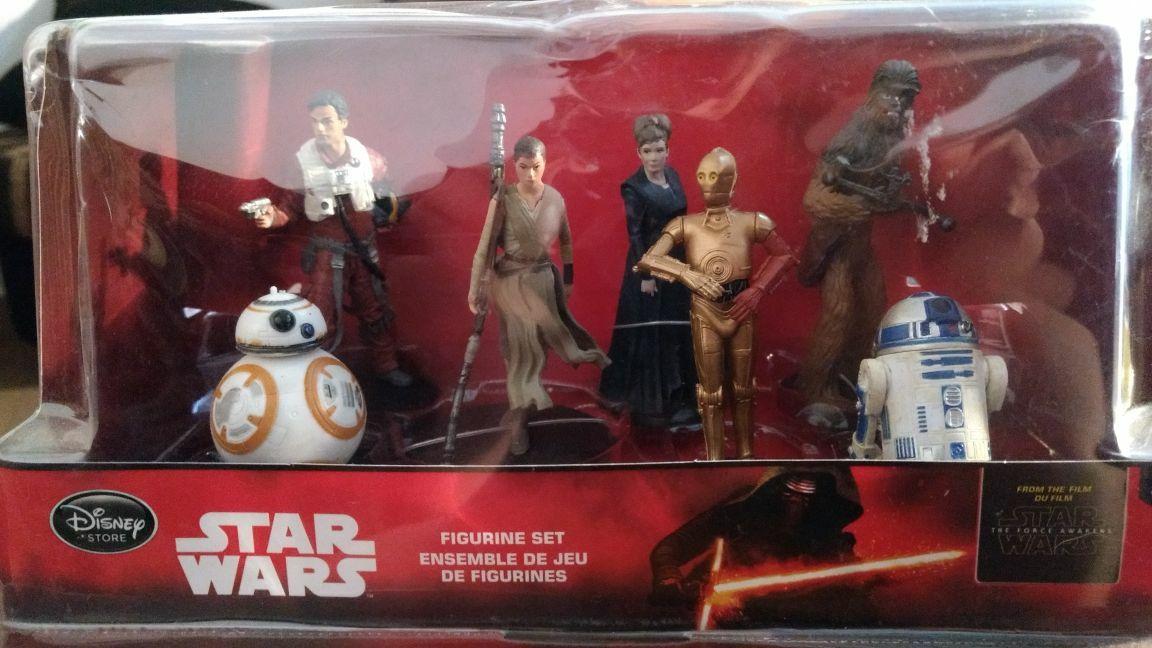 Figuras Star Wars originales