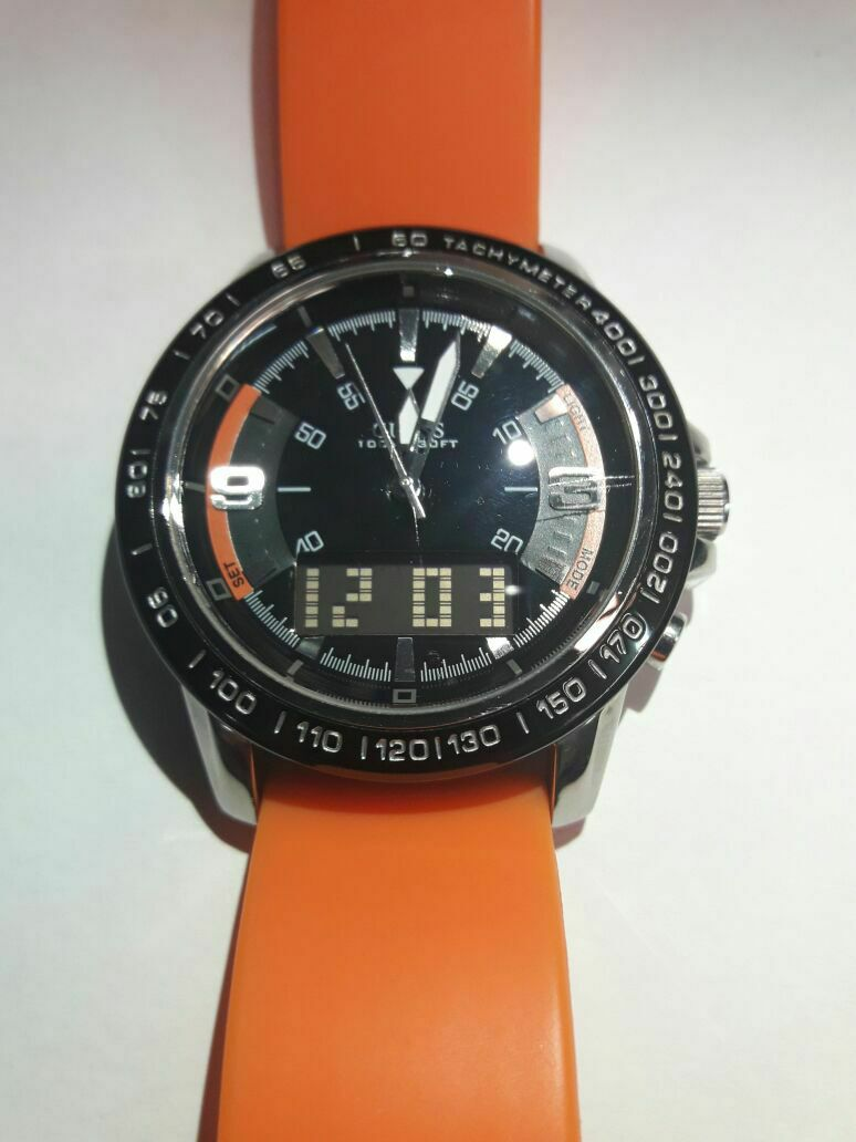 Reloj deportivo Guess