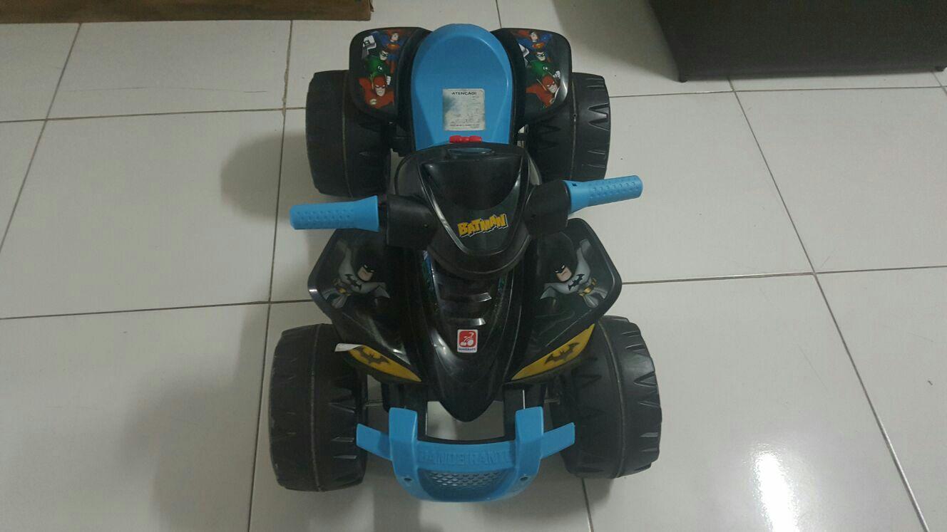 Quad eléctrico