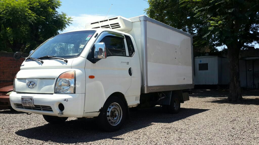 Hyundai Porter 2004 financiado