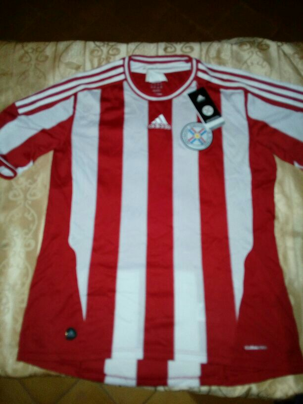 Remera Paraguay 2013 Original
