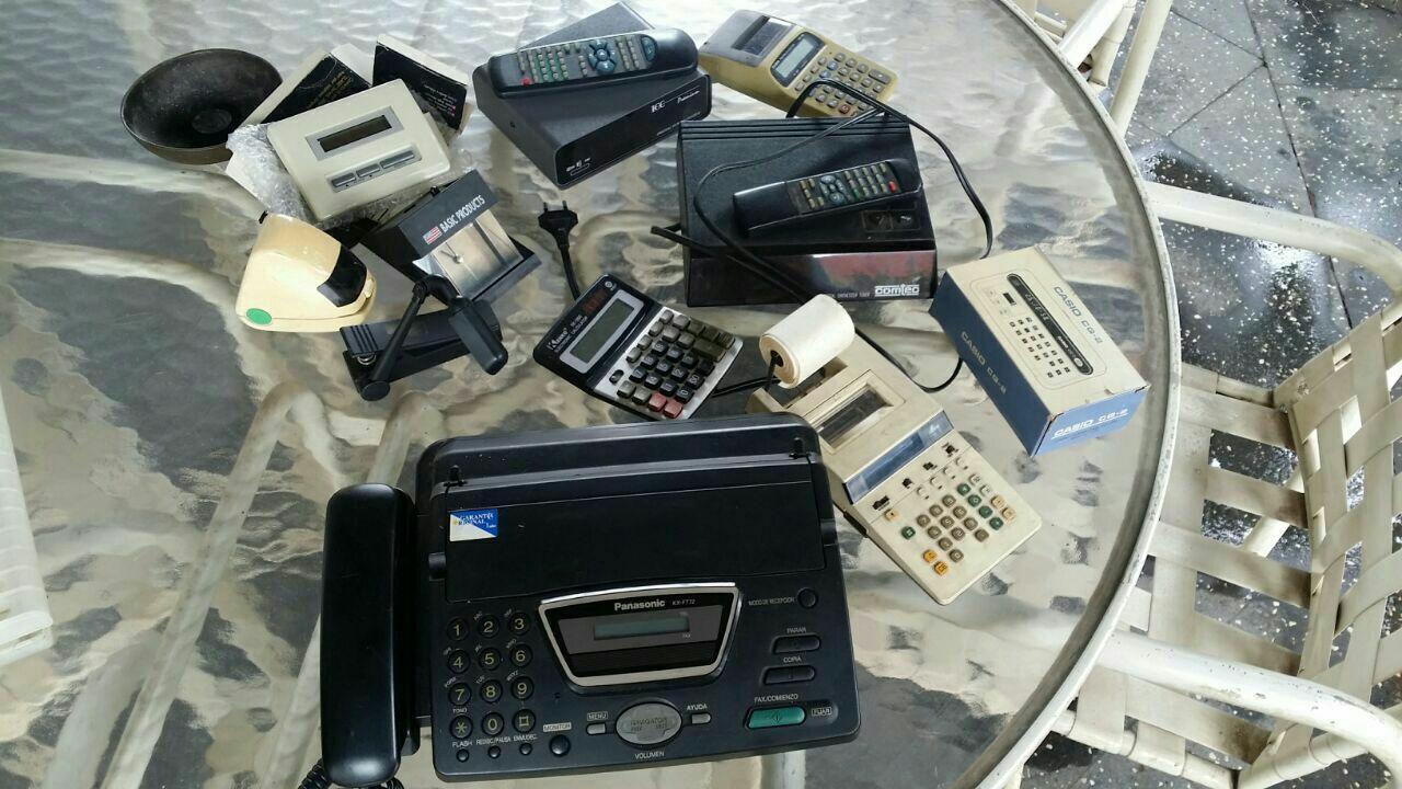 Lote de electrónicos para repuesto