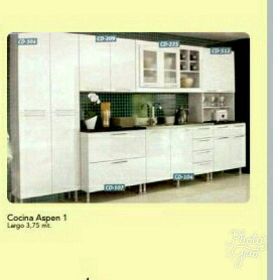 Mueble Para Cocina En Paraguay # Muebles Para Cocina Tupi