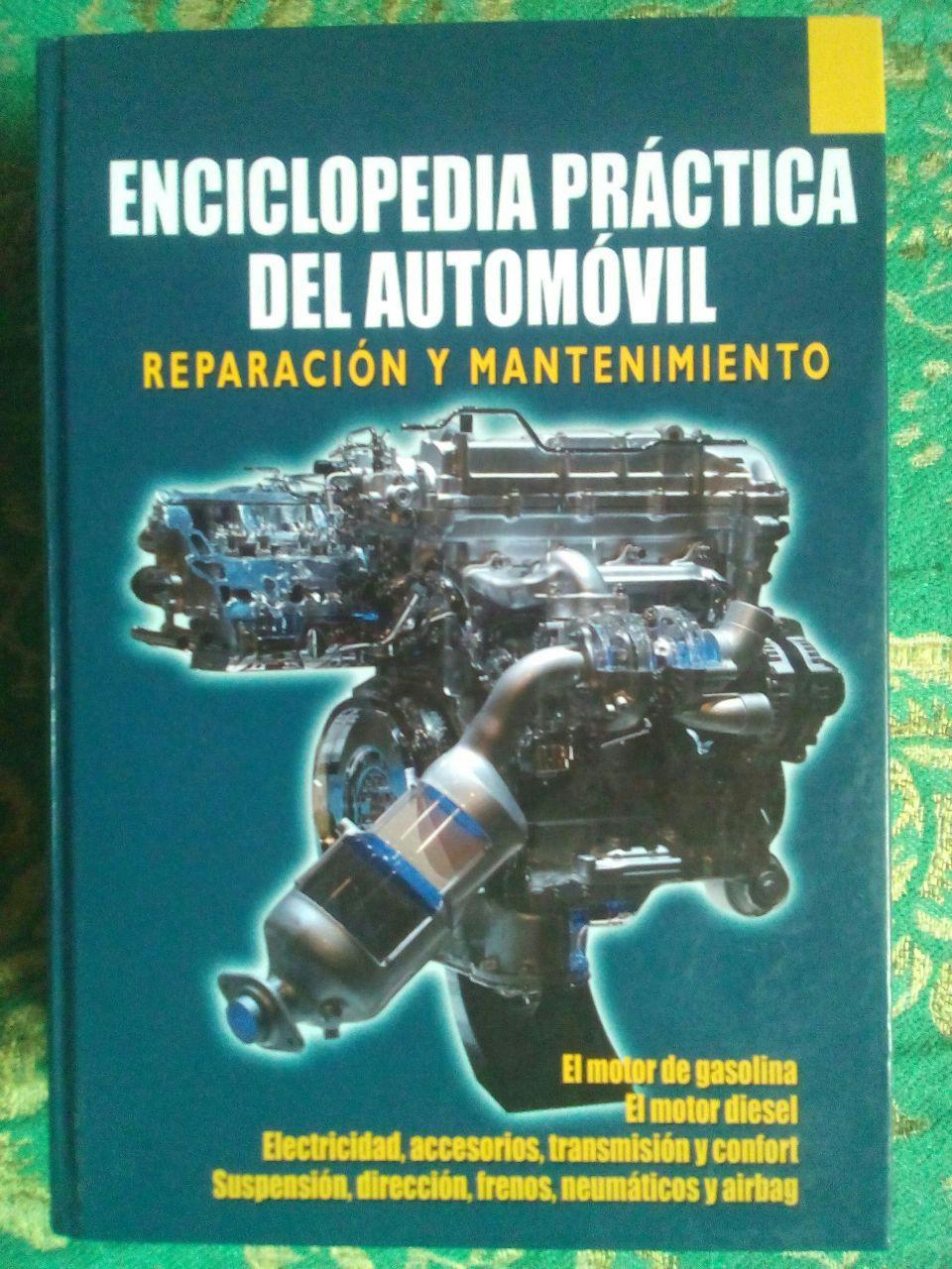 Enciclopedia para Mecánica Automotriz