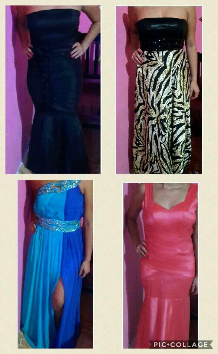 Ventas de vestidos de fiesta en paraguay