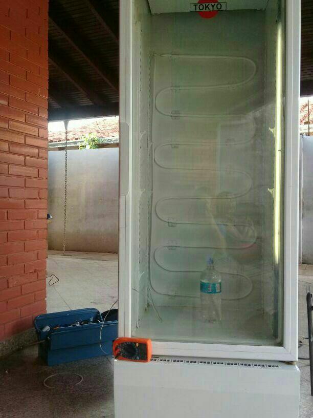 Reparacion de Heladera Freezer Visicooler