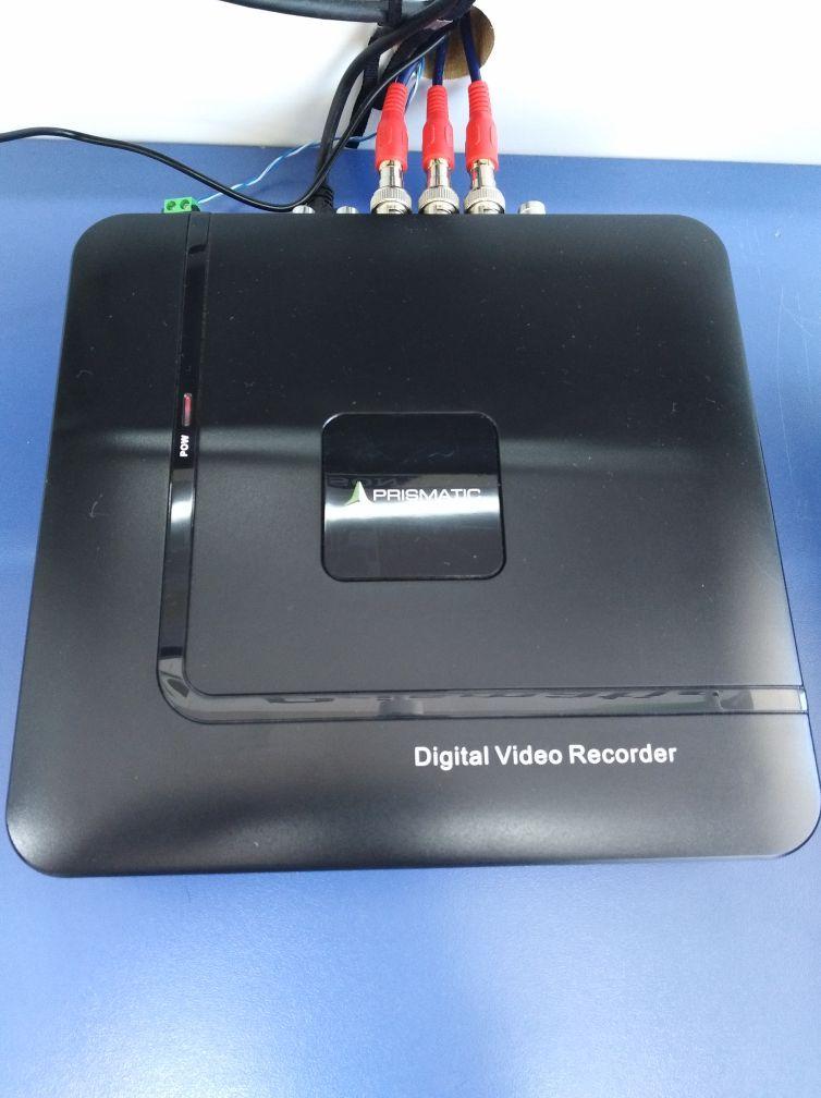 DVR Grabador prismatic HD 720P