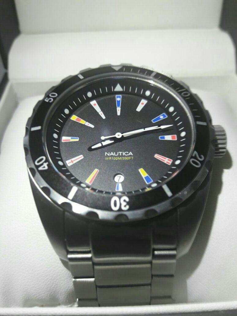 Reloj Náutica