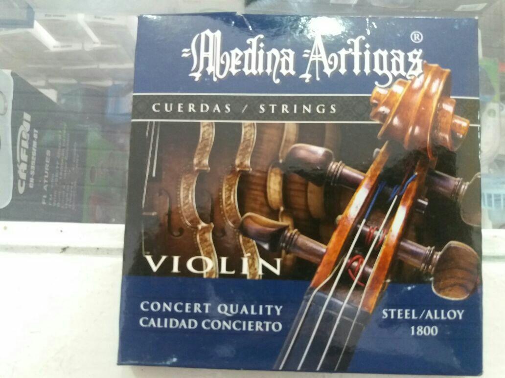 Juego completo cuerda de violín