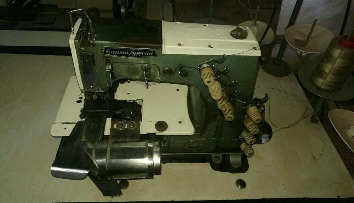 Máquina Cinturera para Jeans
