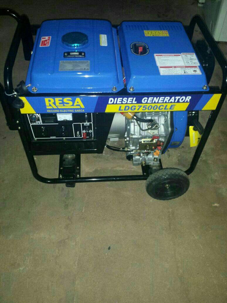 Generador diésel 6.0 kva