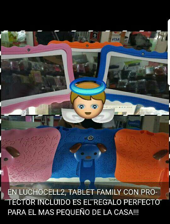 Tablet family nuevo