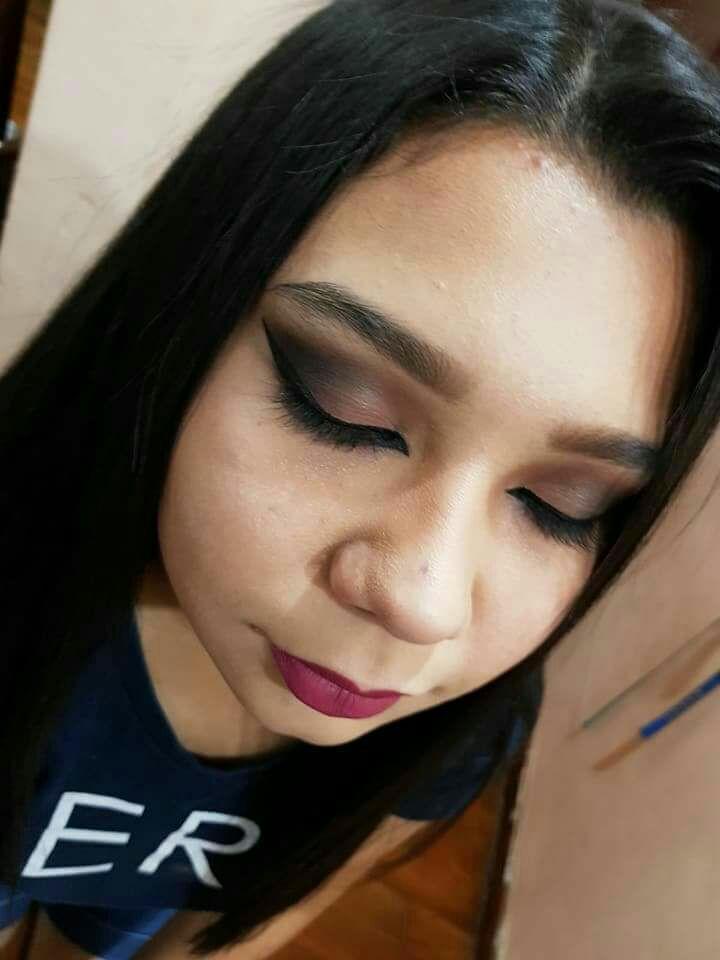 Maquillaje a domicilio a manos de Nia-makeup