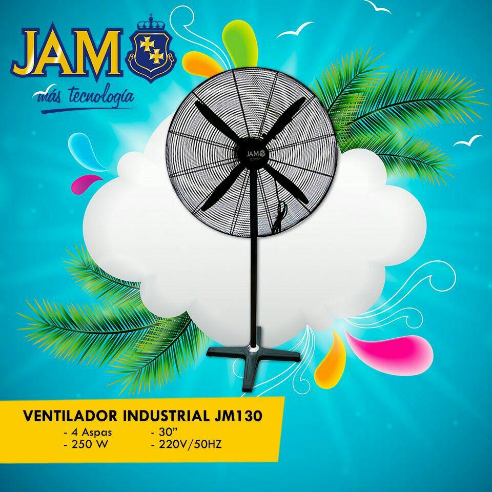Ventilador JAM
