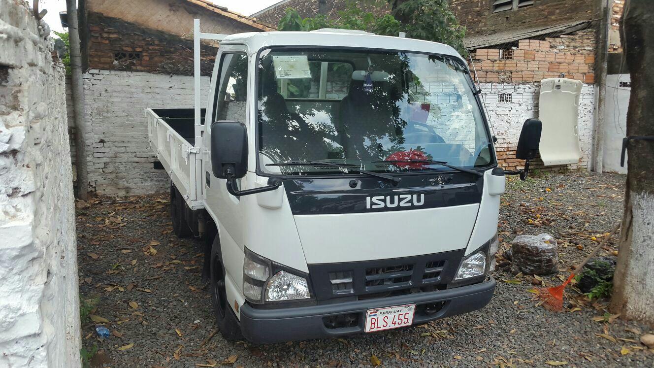 Isuzu Diésel Mecánico 2014 título de Automotor para 3000 kg
