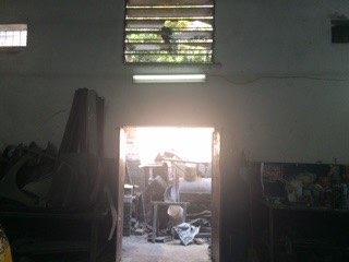 Galpón de 420 m2 a 1 cuadra de Félix Bogado