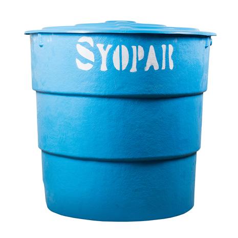 Tanque De Fibra Syopar - 0