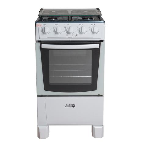 Cocina A Gas Jam Safiro 4H - 0