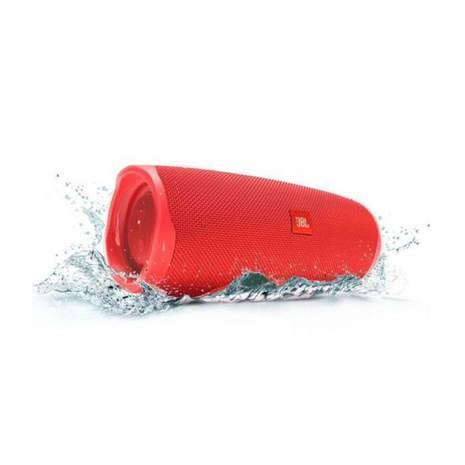 Speaker Jbl Charge 4 Bt Rojo - 1