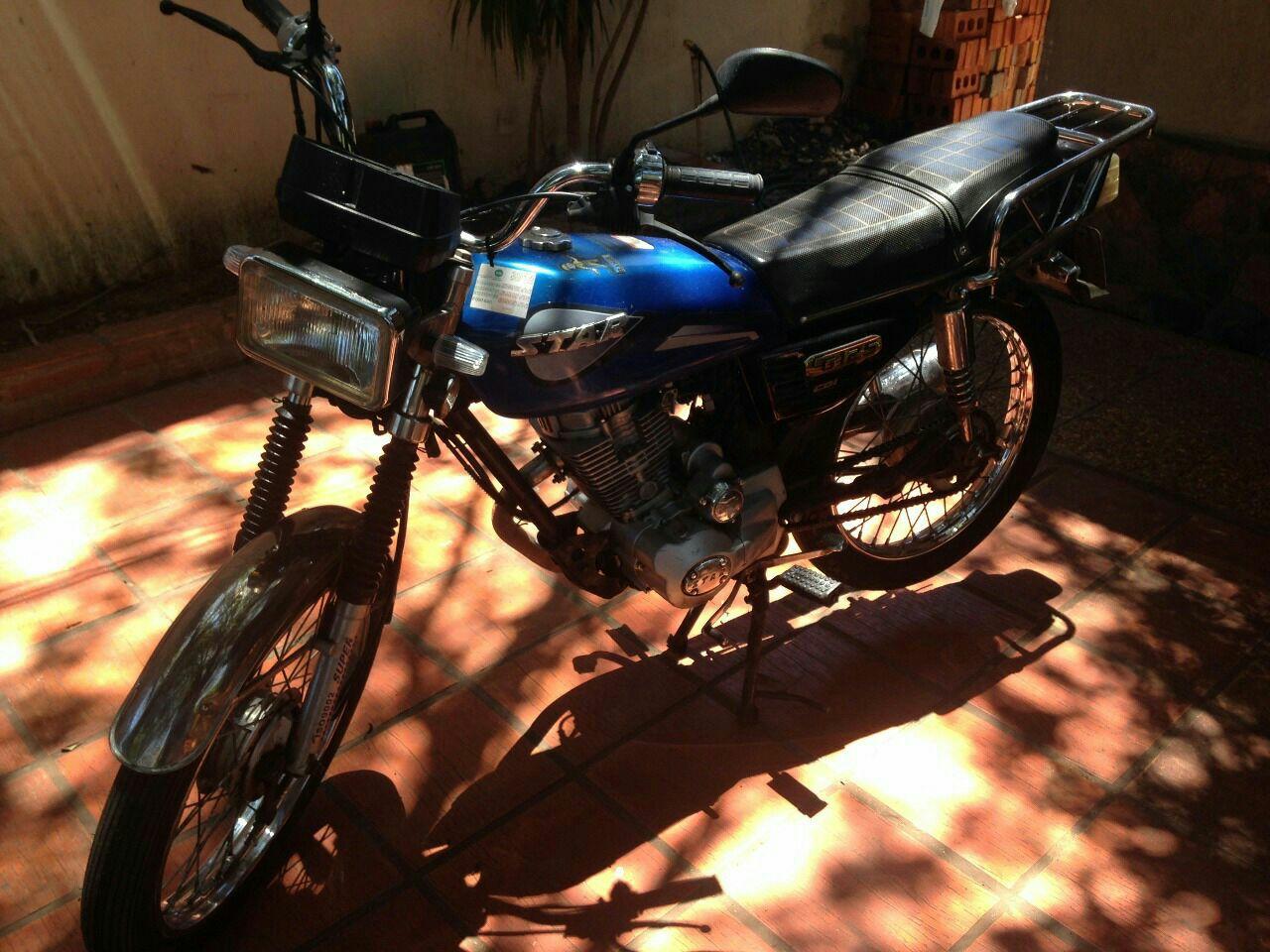 Moto Star CG 150 cc 2013