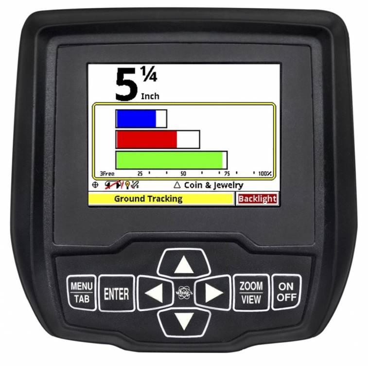 Detector de metales Spectra v3i profesional