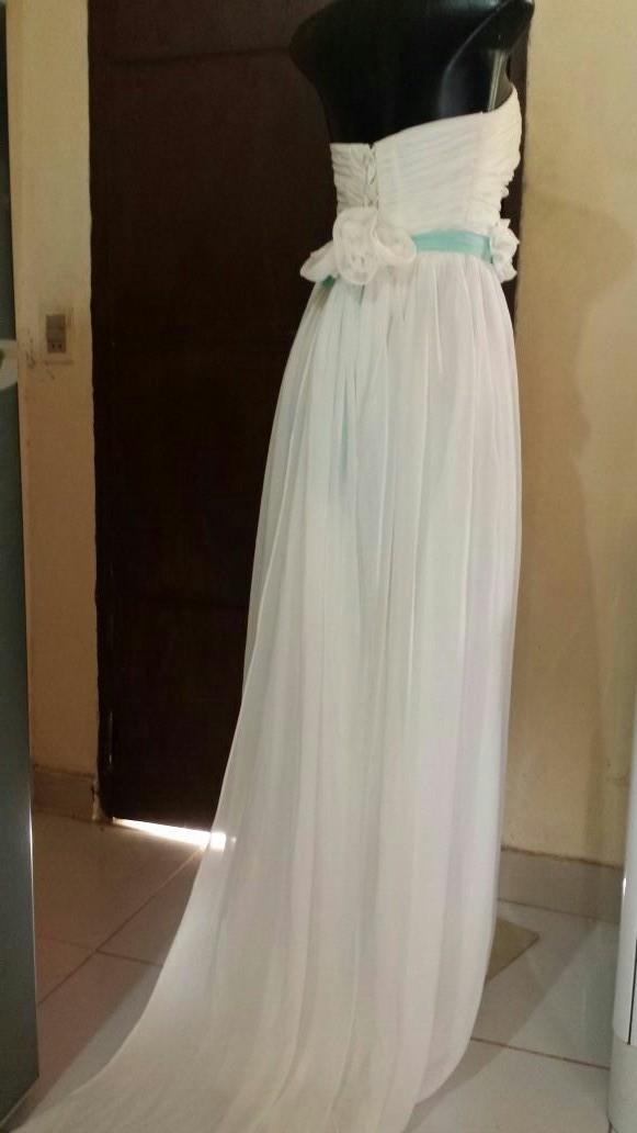 Vestido de novia talle G M