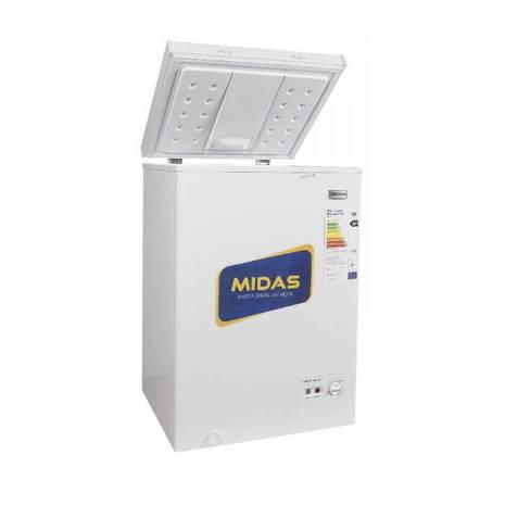 Congelador midas 100lts md-hs1 - 0