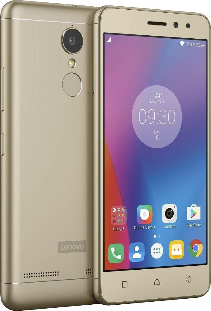 Lenovo Vibe K6 16 gb cinza