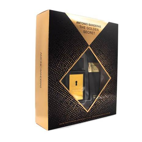 Kit perfume ab golden secret - 0