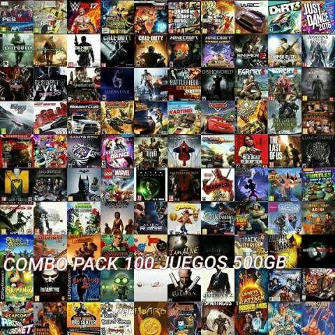 Carga de juegos para PS3 jugables Off/on line