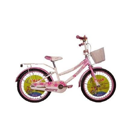 """Bicicleta caloi ceci/sofi 20"""" - 0"""