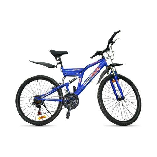 Bicicleta Super Champ MTB 26 SSY541 azul