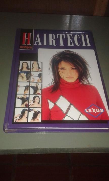 Libro de corte de cabello