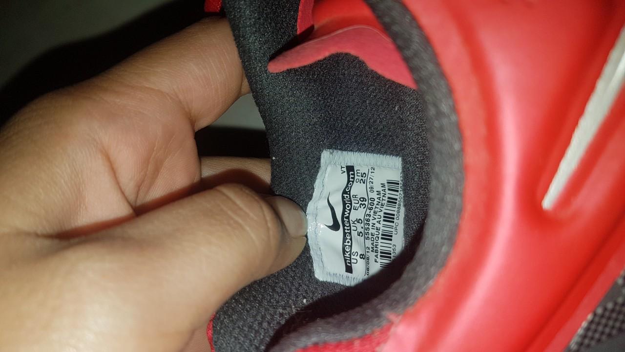 Botín Nike FITSOLE Airmax