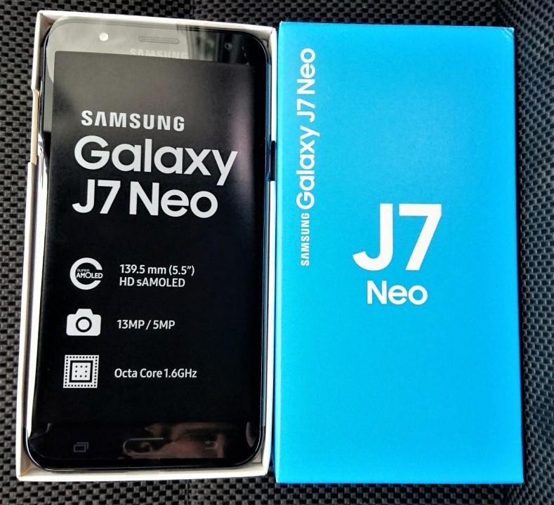 Samsung J7 Neo 2017 4g libres y nuevos