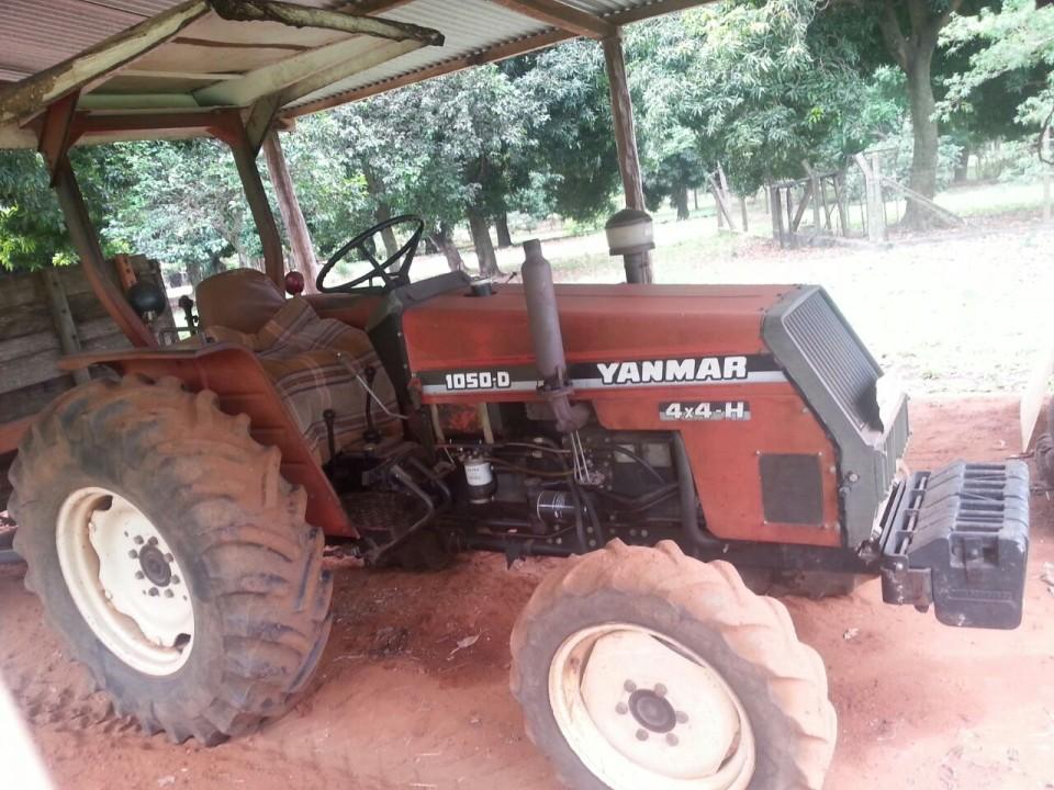 Tractor Yanmar 2000
