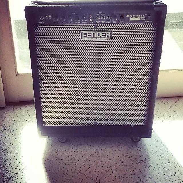 Amplificador Fender Rumble 100w