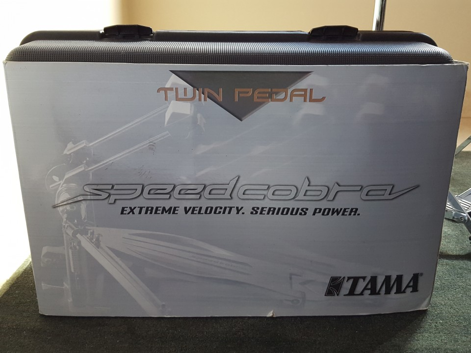 Doble Pedal TAMA SPEED COBRA