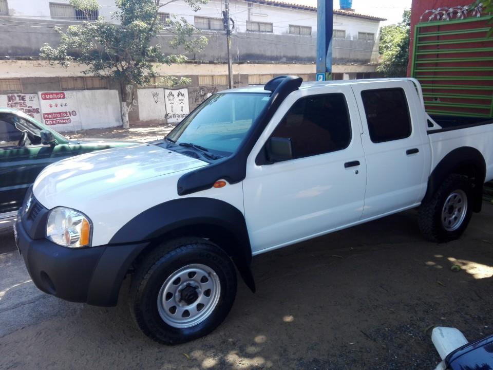Nissan Frontier 2012 QD32 3.2 4x4 diésel común de cuevas